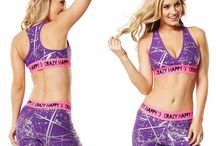Zumba - tops & bras / Zumba apparel web-store in India. Complete range of t-shirts, tops, bandanas, bras, capris, shoes and much more.