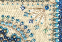 Beads embroidery and Indiana shisha