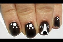 dog nail art tutorial & videos by nded / dog nail art tutorial & videos by nded