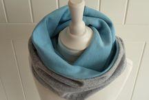 Es wird kälter - ran an die Halswärmer!!! / Nachdem es Morgens nun richtig kalt wird, haben die Loops und Schals mal wieder Hochsaison...