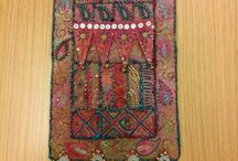 Spice Panel / This is a workshop run by Sandra Fowler at our shop