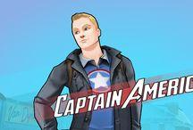 Team Avengers academy 1