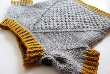 Baby knitted