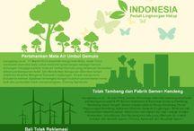 Berita Lingkungan Hidup / Berita mengenai lingkungan hidup.