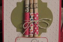 Card Ideas / by Mary Chic