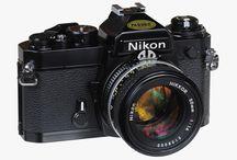 Vintage Cameras / by Deborah Sandidge