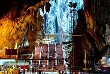 Visited - Malaysia - Batu Caves / These are all the places I visited and activities I did in Batu Caves, Malaysia. The pins are mostly travel guides, photos and blog posts shared by travelers as well as top travel bloggers.