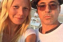 Robert e Gwyneth