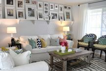 Living Room / by Alison Finstad