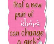 Shoes / by Seleese Thompson-Mann
