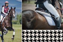 Neutral Horse Riding Clothes / Black • Tan • White :: The Classics
