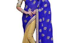 collecte de saree Diwali en ligne / Collections vestimentaires Diwali viennent en couleur très flashy et impressions diverses qui convient à l'occasion. Il vient en différentes variétés différentes qui sont très confortables à porter et continuer.   http://www.andaazfashion.fr/festival/