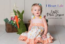 Easter Photo Session in Cleveland Ohio