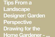 Garden designing / designs