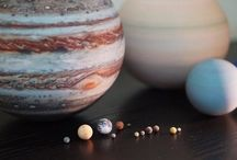 3D Printed Planets Let You Hold The Solar System In The Palm Of Your Hands