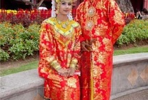 Wedding style costumes of the world
