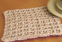 Crafting Ideas / Knitting, crochet patterns and other craft ideas