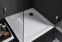 Shower trays & enclosures / Shower trays and enclosures have never been sleeker, more spacious or smarter in design.