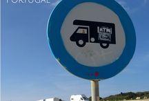 Wohnmobiltouren Portugal