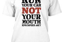 Automotive Enthusiast T-Shirts / One of a kind automotive enthusiast apparel.
