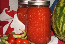 Canning / Preserving / by Tanya Christiansen-Lorenz