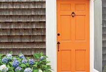 Charming doors
