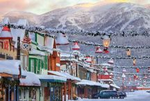 Whitefish, Montana / Inspiration for Montana MF series