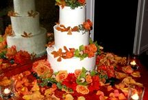 Flowers for Cakes / Fresh flowers can carry the festive theme of any wedding, Birthday, anniversary or event.