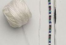 koraliki - sznur