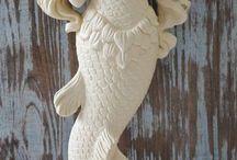 Merfolk / Mermaids and Mermen Art
