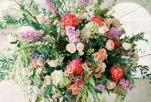 Backdrops + Ceremony Florals / Wedding Backdrops and Ceremony Florals by Molly Taylor and Co.