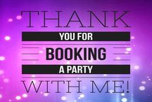 JIC Booking A Party