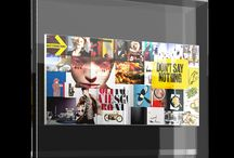 BOOX SQUARE / The world's first display designed for books and magazines is now square.