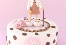aged cake
