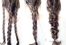 braid hair