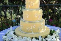 jhunelmitzi wedding / #grey #yellow #gardenreception #churchwedding #cebuwedding