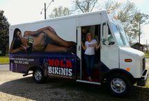 Fashion Truck New Orleans  Louisiana / 1st In Louisiana Boutique on Wheels