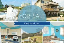 Kitty Hawk NC Homes For Sale / by Sun Realty Sales