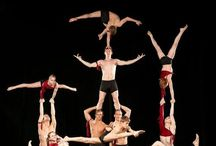 Acrobatics costumes