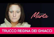 Marta Make-up Artist - Halloween   Frenzy Hour / Produzioni Video Frenzy Hour