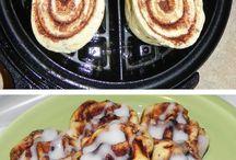 Waffle Machine Recipes