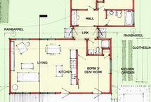 Container - house floorplan
