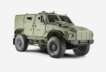 Armádne Vozidla