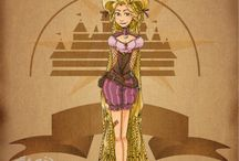 Принцессы стимпанк