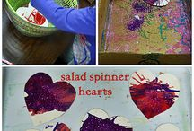 Toddler Learning Time / DIY toddler crafts and education ideas