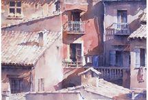 peinture toits