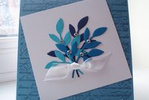 Cards - Die Cuts / by Sunni