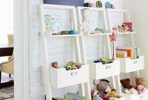 organise children room