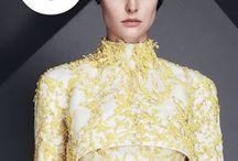 MAGAZINE UFASHON / Haute Couture Paris Rome Art Exhibition Jewels Bridal CatwalkTextiles Embroidery