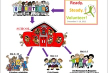 Ready. Steady. Volunteer! / This International Volunteers Day (IVD) 2012 let us promote volunteerism among our future volunteers - the youth!